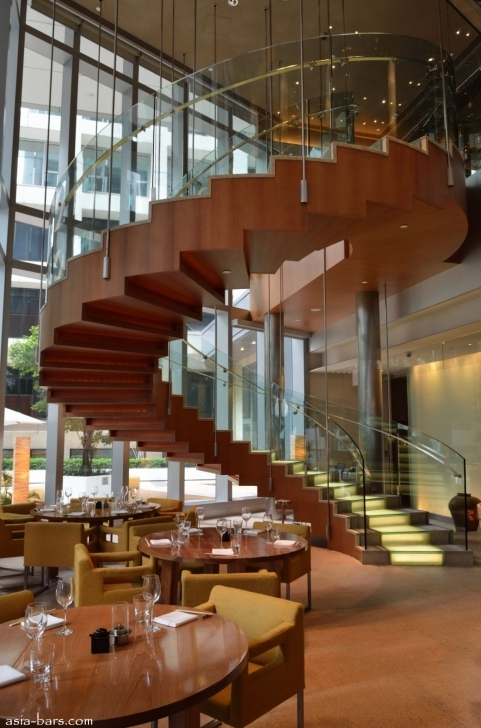 Wooden Spiral Staircase With Brilliant Modern Staircase Design With Glass Railing And Stainless Steel Exclusive Wood Spiral Image070