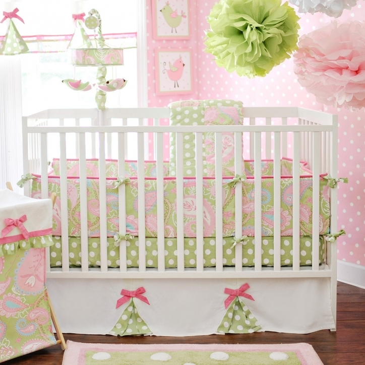Baby Crib Bedding Sets Cheap Decoration Pixie Baby Pink Bedding Photo