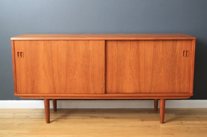 Mid Century Modern Credenza Regarding Stunning Modern Buffets And Sideboards Pic 604