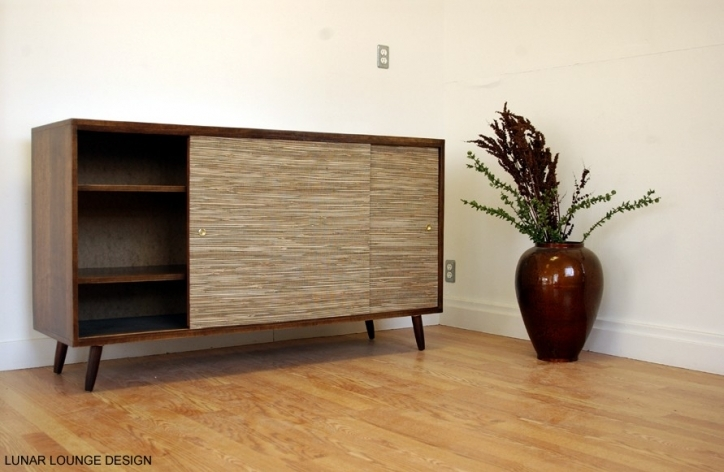 Mid Century Modern Credenza With Awesome Sideboard Inspired Design Photos 314