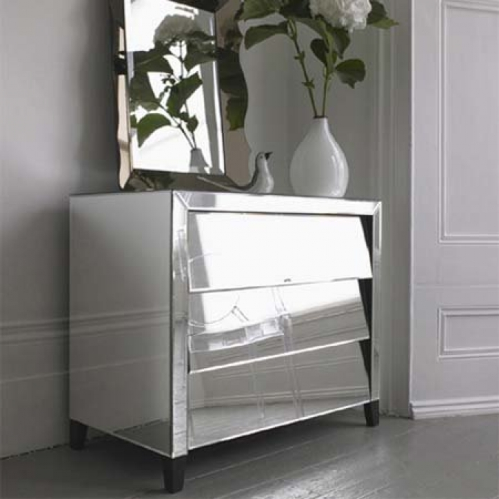 Mirrored Console Table With Fascinating Glass Ideas 697