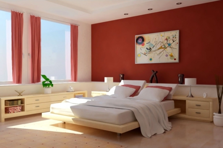 Paint Colors For Bedrooms With Light Wood Furniture Inside Gorgeous Unique Wooden Bed Furniture Ideas And Modern Tiles Pictures