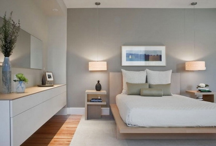 Paint Colors For Bedrooms With Light Wood Furniture With Great Pendant Light Beautiful And Elegant Carpet Design Photos