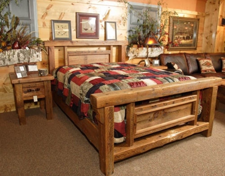 Rustic Bedroom Furniture Ideas Pine For Boys 972