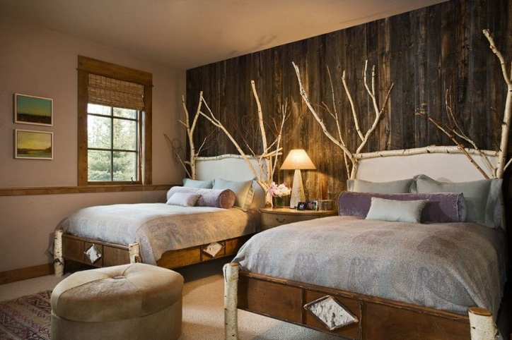 Rustic Bedroom Furniture Ideas Twin Country Decorating Home 142