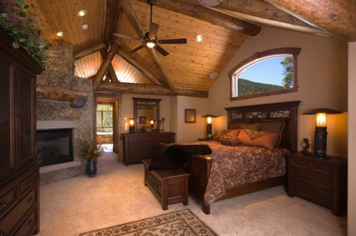 Rustic Bedroom Furniture Sets Classic And Traditional 097
