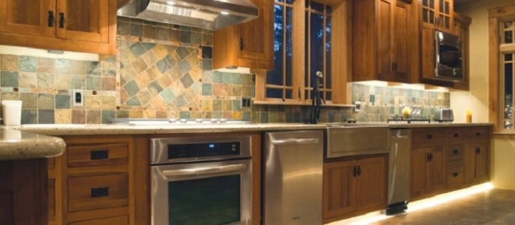 Under Cabinet Lighting Ideas With Attractive Two Kitchens Four Lighting Ideas Design Center Photos 814