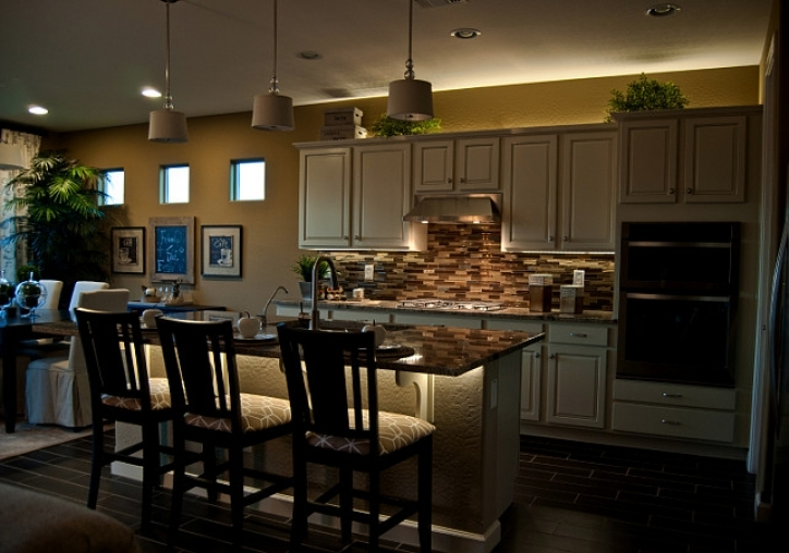 Under Cabinet Lighting Ideas With Awesome Installing Under Cabinet Led Lighting Decoration Photo 302