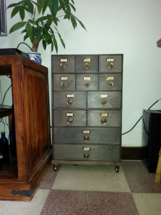 Apothecary Cabinet Ikea Little Mock Picture