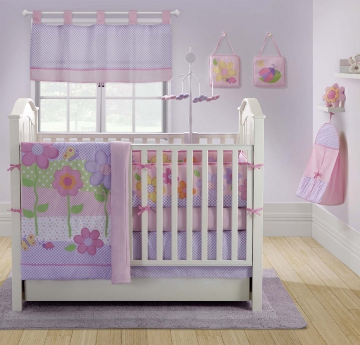 Baby Girl Nursery Themes Color Ideas Images