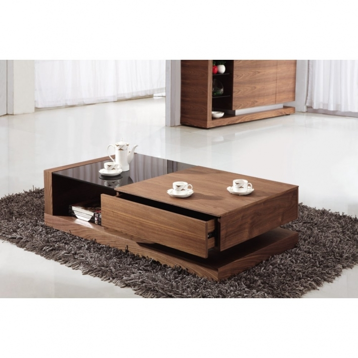 Contemporary Coffee Tables With Storage Wooden Ideas Photos