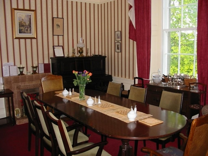 Dining Room Paint Colors Interior With Stripes Wall Color  Images
