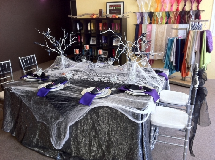 Fantastic Halloween Decoration Ideas For Party Substance Of Living Halloween Party Table Decorating Ideas Pics