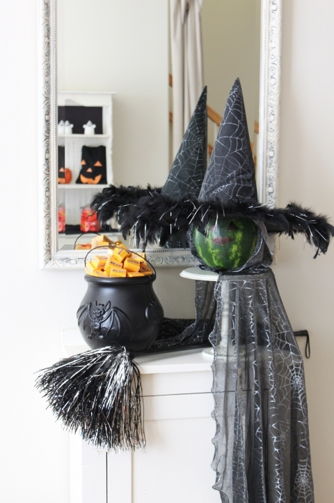 Gorgeous Halloween Decoration Ideas For Party Created By Diane Witch Decorations Pictures