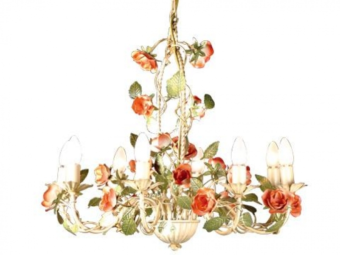 Inspiring Italian Chandeliers Style Strong Color B82220 Photo