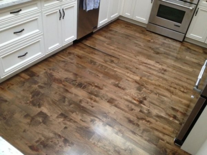 Unfinished Hardwood Flooring Grey Oak Distressed Pics