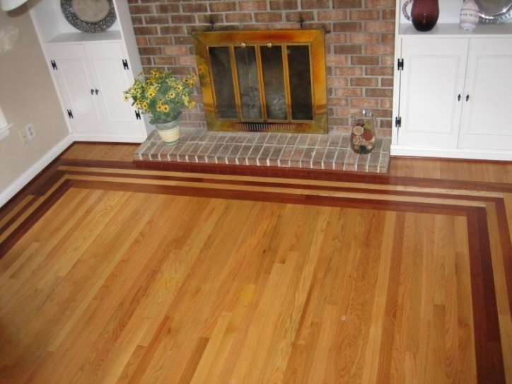 Unfinished Hardwood Flooring Houston  Photo