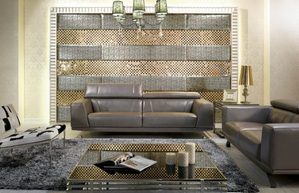 Contemporary Leather Sofa|Contemporary Leather Sofa|Contemporary Leather Sofas|Modern Leather Sofas| Gray Leather Sofas For Luxury Home Decor 09