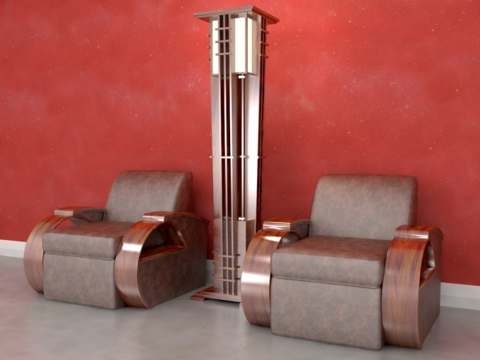 Art Deco Style Furniture Reproductions Light Fox Tucson Pic