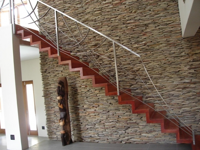 Floating Stairs Diy Home Design Photos