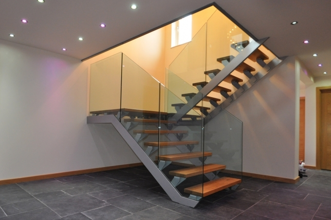 Floating Stairs Stetchworth Glass Staircase Pics
