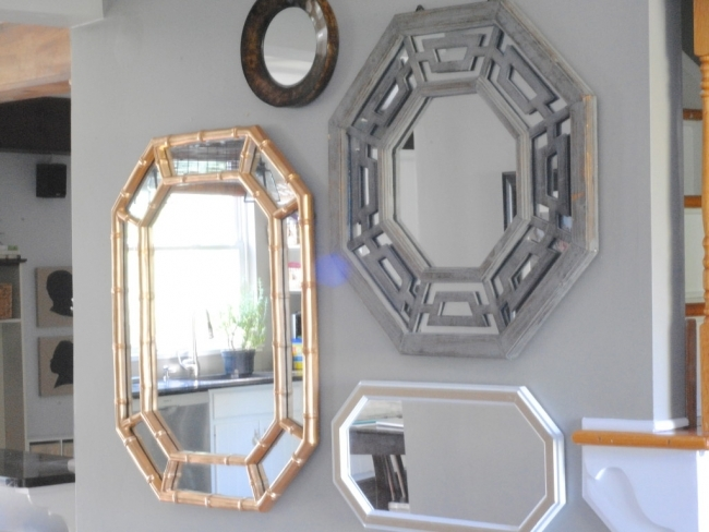 Mirrored Hallway Furniture Hang A Mirror Wall Hall Entryway Photo