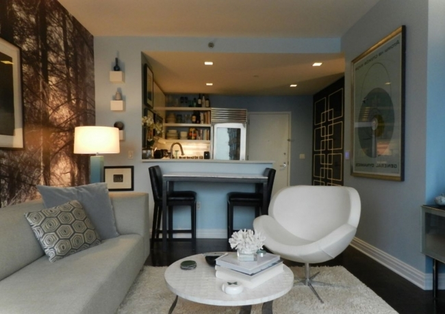 Small Space Living Room Ideas With White Decor Design Image