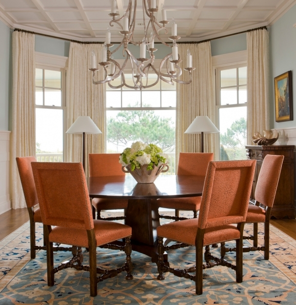 Enchanting Contemporary Window Treatments For Bay Windows Useful Ideas Pictures